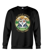 A Little Hippie A Little Hood Crewneck Sweatshirt thumbnail