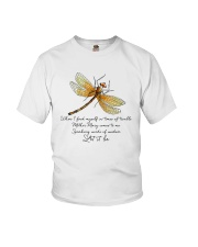 Speaking Words Of Wisdom Youth T-Shirt thumbnail