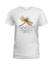 Speaking Words Of Wisdom Ladies T-Shirt thumbnail