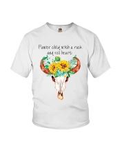 Flower Child Youth T-Shirt thumbnail