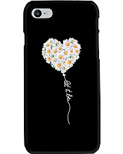 Let It Be Flower Music Hippie  Phone Case thumbnail