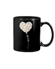 Let It Be Flower Music Hippie  Mug thumbnail