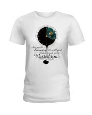 Someday We Find Ladies T-Shirt thumbnail