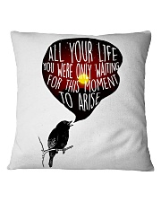 All Your Life Square Pillowcase thumbnail