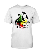 Frees Spirit Have To Soar Classic T-Shirt front