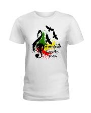Frees Spirit Have To Soar Ladies T-Shirt thumbnail