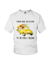 Country Road Take Me Home Youth T-Shirt thumbnail