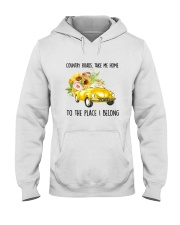 Country Road Take Me Home Hooded Sweatshirt tile