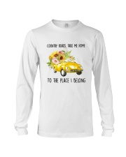 Country Road Take Me Home Long Sleeve Tee tile