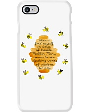Speaking Words Of Wisdom Phone Case tile