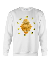 Speaking Words Of Wisdom Crewneck Sweatshirt tile