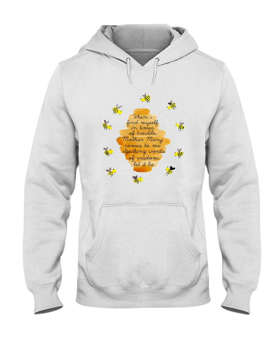 Speaking Words Of Wisdom Hooded Sweatshirt