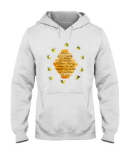 Speaking Words Of Wisdom Hooded Sweatshirt thumbnail