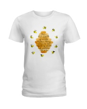 Speaking Words Of Wisdom Ladies T-Shirt tile