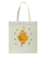 Speaking Words Of Wisdom Tote Bag thumbnail