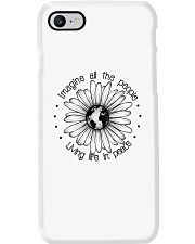 People Living Life In Peace Phone Case thumbnail