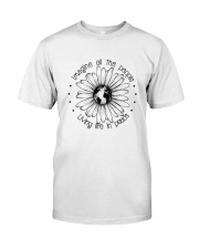 People Living Life In Peace Classic T-Shirt thumbnail