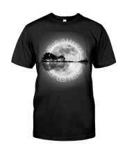 Hello Darkness My Old Friend Classic T-Shirt thumbnail