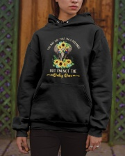 You May Say I Am A Dreamer Hooded Sweatshirt apparel-hooded-sweatshirt-lifestyle-front-03