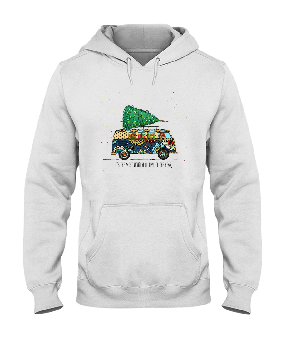 The Most Wonderful Time Of The Year Hooded Sweatshirt