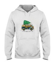 The Most Wonderful Time Of The Year Hooded Sweatshirt front