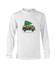 The Most Wonderful Time Of The Year Long Sleeve Tee thumbnail
