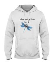 Whisper Words Of Wisdom 1 Hooded Sweatshirt thumbnail