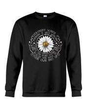 A Strong And Wild Woman Crewneck Sweatshirt thumbnail