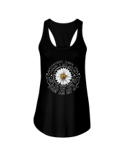A Strong And Wild Woman Ladies Flowy Tank thumbnail