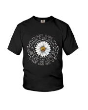 A Strong And Wild Woman Youth T-Shirt thumbnail