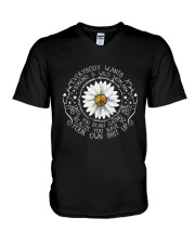 A Strong And Wild Woman V-Neck T-Shirt thumbnail