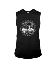 I Wanna Sleep With You In The Desert Sleeveless Tee thumbnail