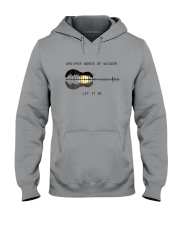 Whisper Words Of Wisdom 2 Hooded Sweatshirt thumbnail