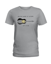 Whisper Words Of Wisdom 2 Ladies T-Shirt thumbnail