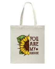 You Are My Sunshine Tote Bag thumbnail