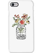 I Must Have Flowers Always And Always Hippie  Phone Case thumbnail