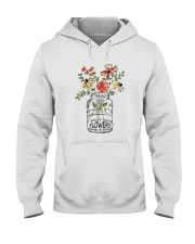 I Must Have Flowers Always And Always Hippie  Hooded Sweatshirt thumbnail