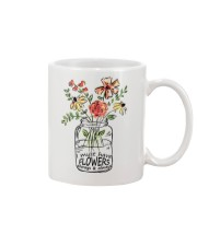 I Must Have Flowers Always And Always Hippie  Mug thumbnail