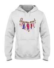 Gypsy Soul Hooded Sweatshirt thumbnail