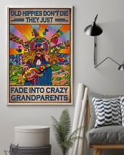 Old Hippies Dont Die 11x17 Poster lifestyle-poster-1