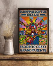 Old Hippies Dont Die 11x17 Poster lifestyle-poster-3