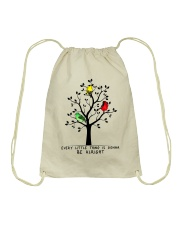 Be Alright Drawstring Bag thumbnail