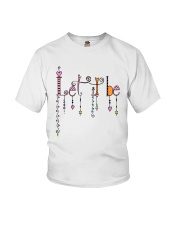 Let It Be Music Hippie Youth T-Shirt thumbnail