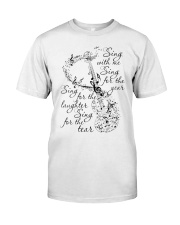 Sing With Me Sing For The Year Classic T-Shirt thumbnail