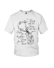 Sing With Me Sing For The Year Youth T-Shirt thumbnail