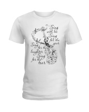 Sing With Me Sing For The Year Ladies T-Shirt thumbnail