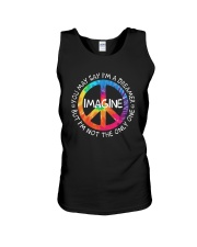 You May Say I Am A Dreamer Unisex Tank thumbnail