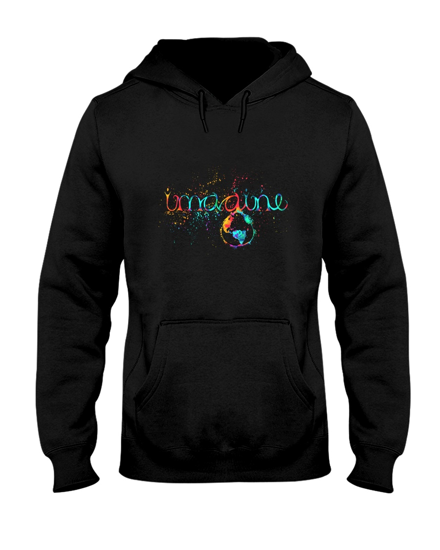 Imagine Hooded Sweatshirt
