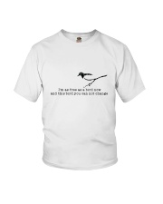 I Am As Freedom As A Bird Youth T-Shirt thumbnail