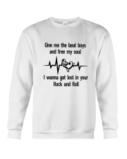 Give Me The Beat Boys Crewneck Sweatshirt thumbnail
